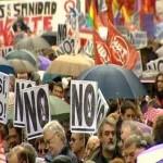 Sensación de asfixia: Europa agobiada de tanto recorte y tanto ajuste