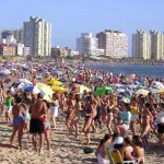 Uruguay: divisas del turismo ya igualaron a las exportaciones de carne, y la cifra de turistas ya alcanzó a la de habitantes