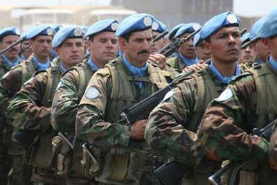 Uruguay no participará en el enfrentamiento bélico en Cong