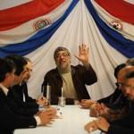 Lugo mantiene su gabinete en paralelo y asiste a las cumbres de Unasur y Mercosur en Mendoza