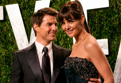Cruise Katie Holmes on Tom Cruise Y Katie Holmes Se Divorcian   Lr21 Com Uy