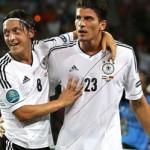 """Alemania gana el """"grupo de la muerte"""" y choca con Grecia en cuartos"""