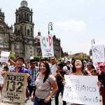 Estudiantes mexicanos, ejemplo de compromiso, dice líder chilena Vallejo