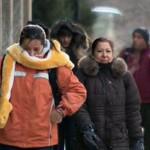 """Alerta """"naranja"""" de Meteorología: hasta 5º bajo cero esta semana"""