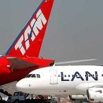 Chilena LAN y brasileña TAM fusionadas en la mayor aerolínea latinoamericana