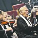 El célebre pianista Estrella vuelve a la cárcel, pero  para deleitar a los presos con Chopin y Beethoven
