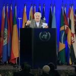 """Mujica sorprendió a todos en Rio+20: """"El primer elemento del medio ambiente se llama la felicidad humana"""""""