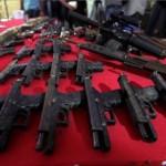 Hallan 87 armas y más de 64.000 balas y 547 celulares en cárcel de Venezuela