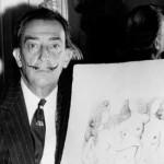 Devuelven por correo obra robada de Dalí