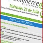 Hoy miércoles 25 de Julio llega el eCommerce DAY a Montevideo