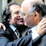 """Mueve Timerman: emplaza a Uruguay a retirar o explicar un """"aval"""" a Riovía que nunca existió"""