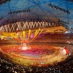 La ceremonia inaugural olímpica en cifras