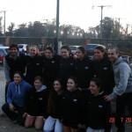 El Futsal femenino vivió una fiesta este sábado