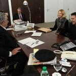 """""""Utilíceme"""": Osvaldo Laport se ofreció a Mujica para impulsar el voto consular de los uruguayos en el exterior"""