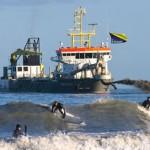 Boskalis cercada: comprobaron que  la empresa matriz de Riovía sobornó a exministro para obtener contratos de dragado en el puerto de Mauricio