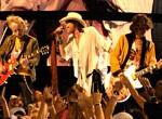 Aerosmith graba con Depp e hijo de Lennon