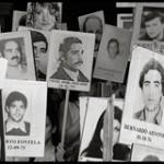 Acto y proclama de Madres y Familiares en  el Día Internacional del  Desaparecido