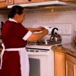 """Gobierno enfatiza defensa de empleadas domésticas """"en negro"""""""