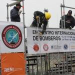 Bomberas uruguayas conquistan el Oro en olimpíada americana