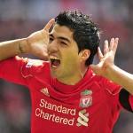 """""""Luisito"""" Suárez firmó con el Liverpool a cadena perpetua"""