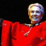 """La cantante Chavela Vargas """"trascendió"""" a la muerte el domingo en México"""