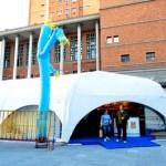 Sinfín de presentaciones y espectáculos en la 35ª Feria del Libro de Montevideo