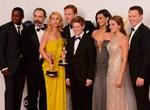 """Emmys: """"Homeland"""" venció a """"Mad Men"""""""