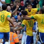 Brasil arrolla 8-0 a China con triplete de Neymar en amistoso en Recife