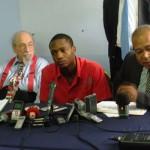 """Justicia uruguaya citará al joven haitiano Johny Jean por """"falso testimonio"""""""