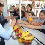 Diputados aprueba proyecto que promueve alimentación saludable en escuelas y liceos