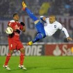 Nacional se cayó de la Copa Sudamericana al perder 2-1 ante el Liga de Loja