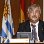 """Ministro Pintado: desconfiados que el puerto de La Paloma será multipropósito """"están mintiendo"""""""