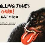 """Rolling Stones harán """"Grrr!"""" en noviembre"""