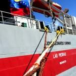 Barco venezolano trajo a Montevideo 55 mil litros del polémico herbicida Glifosato