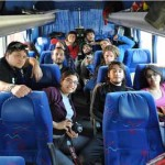 LibreBus trajo a Uruguay su campaña por software y cultura libres en América Latina
