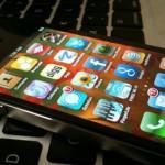 Halo de misterio figurado cubre inminente lanzamiento del iPhone 5