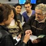 Mujica se quejó de la escasa repercusión de su encuentro con liceales