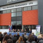 Mujica inaugura polo tecnológico-educativo