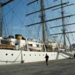 Ghana: fragata argentina con uruguayos a bordo continuará en África