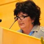 Diputada Ivonne Passada: primera vicepresidenta de Unión Interparlamentaria