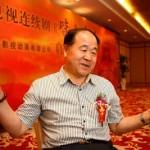 Premio Nobel de Literatura para el novelista chino Mo Yan
