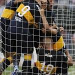 Boca le arruina la fiesta a River en el final del superclásico argentino: empate a 2