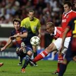 2 a 0 en visita a Benfica: el Barça da gran paso hacia octavos de la Liga