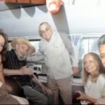 Cuba: Fidel Castro reaparece en público acompañando al venezolano Elías Jaua