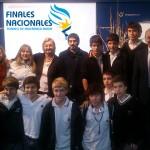 Presentan Finales Deportivas de Enseñanza Media  2012