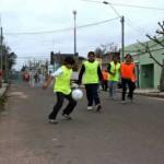 300 jóvenes latinoamericanos jugarán fútbol callejero en Montevideo