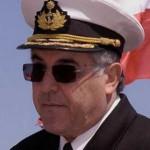 Liberan a ex comandante de la Armada Juan Fernández