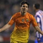 Barcelona gana en La Coruña (5-4) con tres goles de Messi y mantiene ventaja