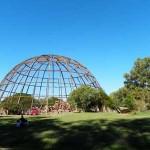 Siguen cerrados los parques Lecocq y Punta Espinillos por los destrozos del ciclón