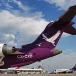 Aviones de Pluna: Mujica recibió plan de BQB  para retomar conectividad aérea del Uruguay